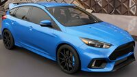 FH3 Ford Focus 17 Front