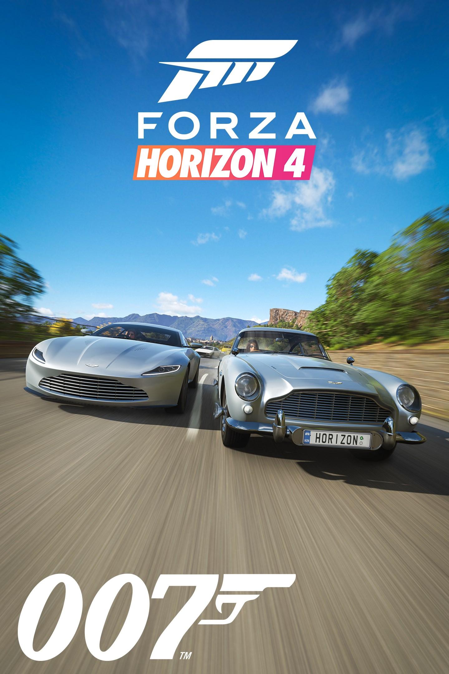 Forza Horizon 4/Best of Bond Car Pack   Forza Motorsport