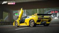 FH4 Lamborghini Diablo GTR
