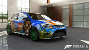 FM5 Ford FocusRSZooTycoon