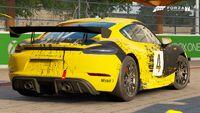 FM7 Porsche 718 Cayman GT4 Clubsport Rear