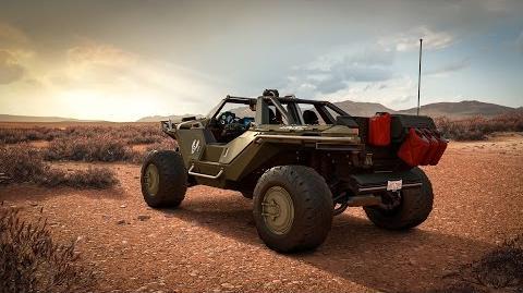 Forza Horizon 3 The Halo Warthog