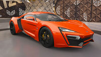 FH3 Lykan HyperSport Front