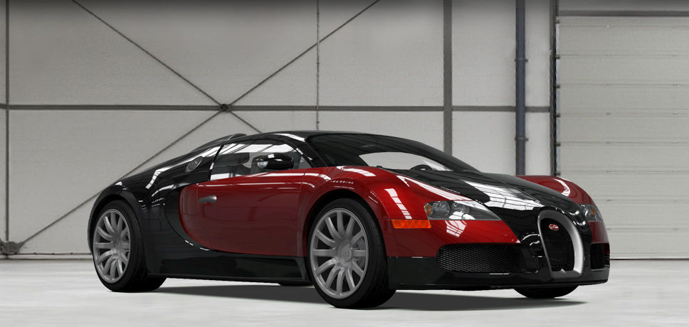 The Bugatti Veyron 164 In Forza Motorsport 4