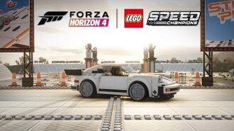 Forza Horizon 4 - LEGO Speed Champions Porsche 911 Turbo 3.0