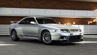 FM5 Nissan SkylineGTR-R33