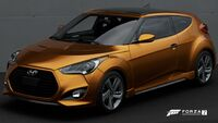 FM7 Hyundai Veloster Front