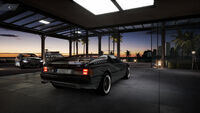 FS BMW M1 Rear