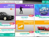Forza Horizon 4/Forzathon Shop