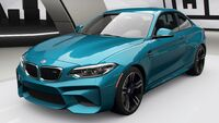 FH4 BMW M2 Coupe Front