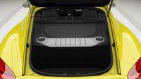 FH4 Porsche Cayman 16 Rear Trunk