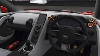 FH4 TVR Griffith Interior