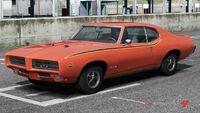 FM4 Pontiac GTO 69