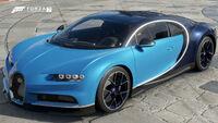 FM7 Bugatti Chiron Front