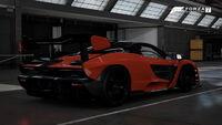 FM7 McLaren Senna Rear
