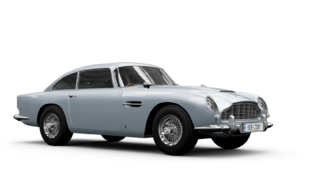 James Bond Edition Aston Martin DB5 in Forza Horizon 4