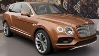 FH3 Bentley Bentayga Front