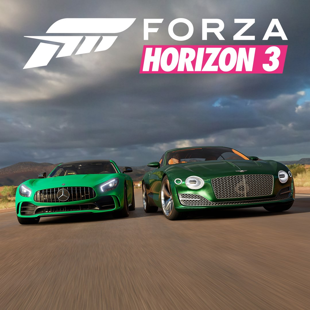 Main Article Forza Horizon 3 Logitech G Car Pack