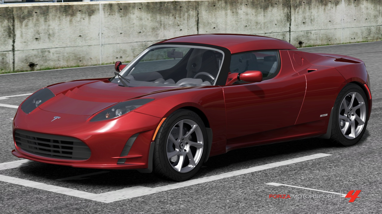 Tesla Roadster Sport | Forza Motorsport Wiki | FANDOM powered by Wikia