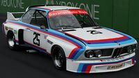 FM7 BMW 25 30 CSL Front