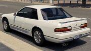FH3 Nissan Silvia 92 Rear