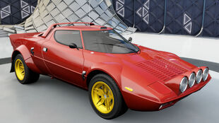 1975 Lancia Stratos Group 4 in Forza Horizon 3
