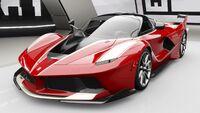FH4 Ferrari FXX K Front