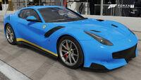 FM7 Ferrari F12tdf Front
