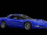 Chevrolet Corvette Z06 (2002)