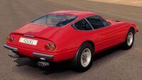 FH3 Ferrari 365 GTB4 Rear