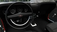 FH3 Ford Mustang 69 Interior