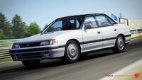 FM4 Subaru Legacy RS