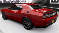 FH4 Dodge Challenger 15 Rear