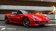 FM5 Ferrari 599GTO