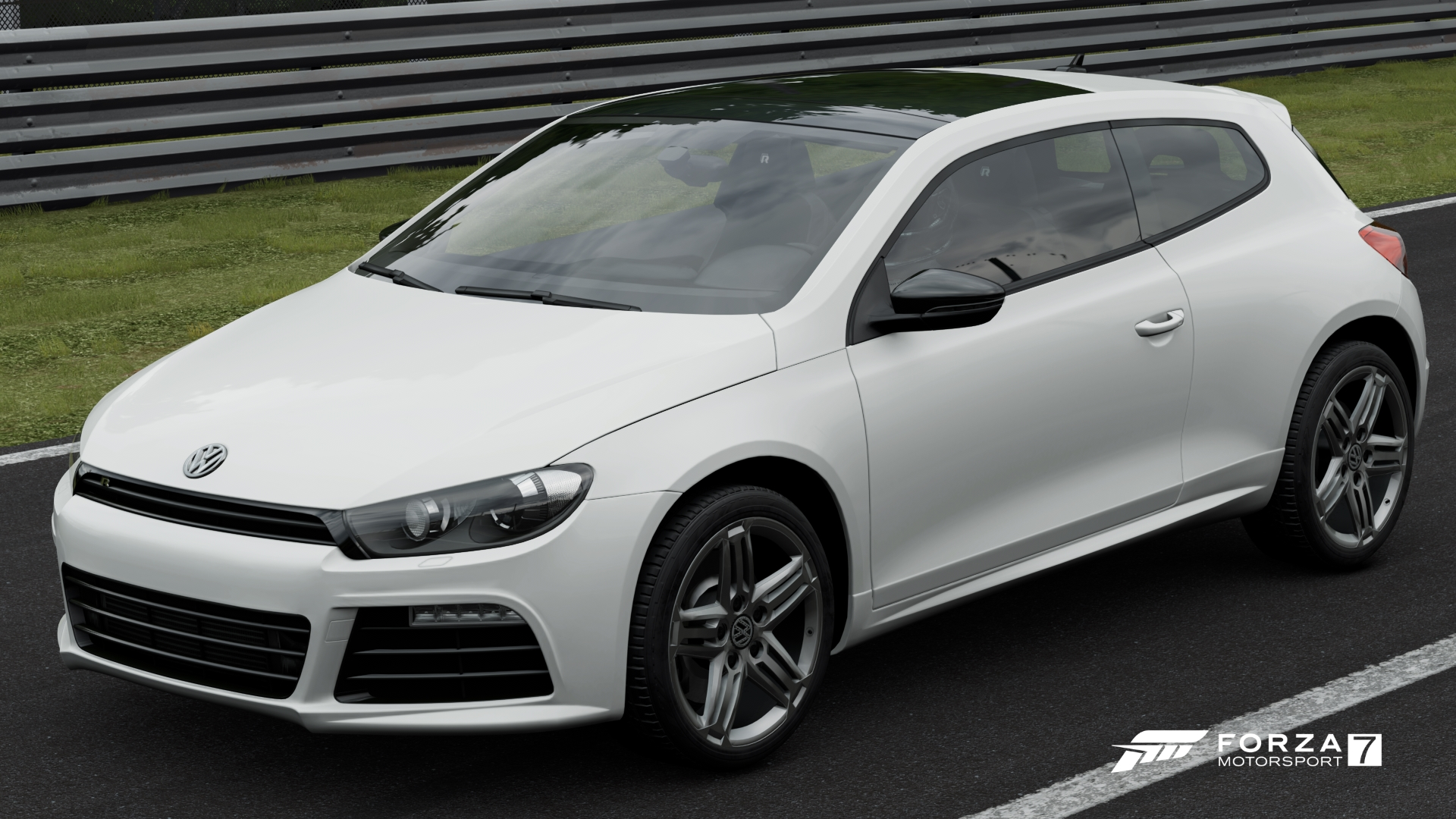 volkswagen scirocco r forza motorsport wiki fandom. Black Bedroom Furniture Sets. Home Design Ideas