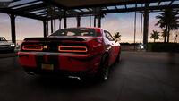 FS Dodge Challenger 15 Rear
