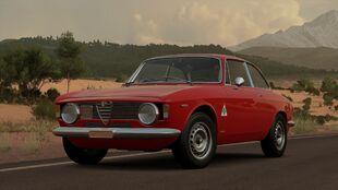 Alfa Romeo Giulia Sprint GTA Stradale in Forza Horizon 3