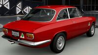 FH3 Alfa Giulia Sprint Rear