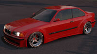 FH3 BMW M3 97 HE Front