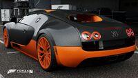 FM7 Bugatti Veyron Rear