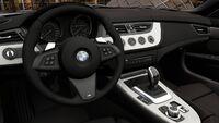 FH3 BMW Z4 11 Interior