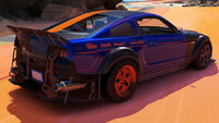 FH3 HW Ford Mustang Rear