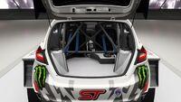FH4 Hoonigan Ford Fiesta Trunk