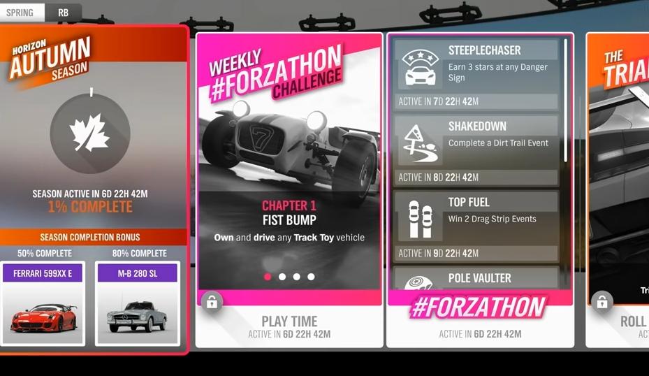 Forza Horizon 4/Update Eight/Autumn Season | Forza Motorsport Wiki