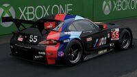 FM7 BMW 55 Z4 GTE Rear