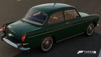 FM7 VW Notchback Rear