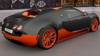 FH3 Bugatti VeyronSS Rear