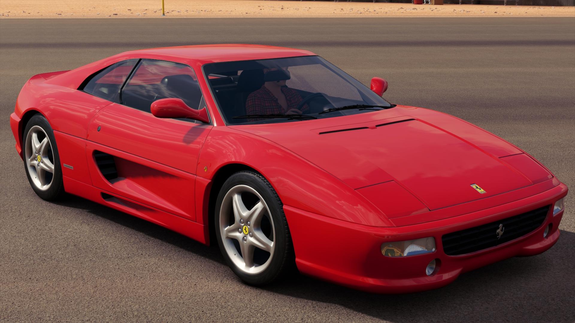 Ferrari F Berlinetta In Forza Horizon