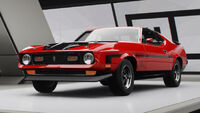 FH4 Ford Mustang Mach 1 front