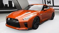 FH4 Nissan GT-R 17 Front